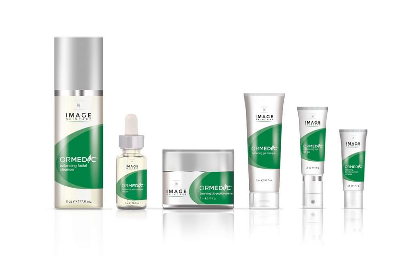 The Ormedic Collection - Formulated for unbalanced and sensitive skin