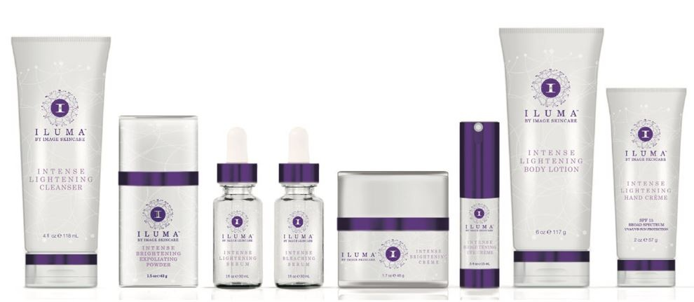 The Iluma Collection - Intense formulas to diminish dark spots and correct pigmentation.