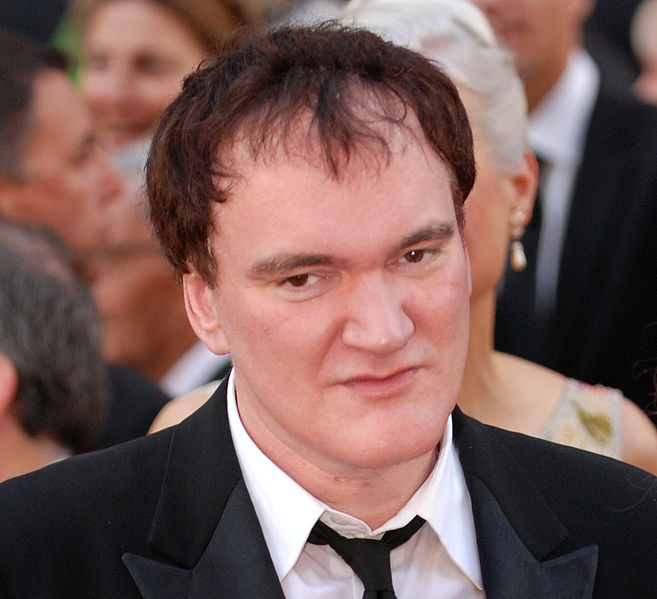 Master of Dialogue, Film Auteur Quentin Tarantino. Photo source: Wikicommons