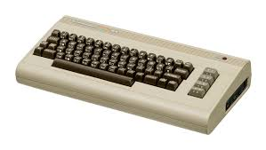 The Commodore 64, a badass computer in the early 1980s. Photo source: Wikimedia Commons