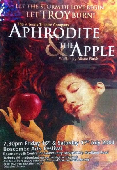 Aphrodite & the Apple.jpeg