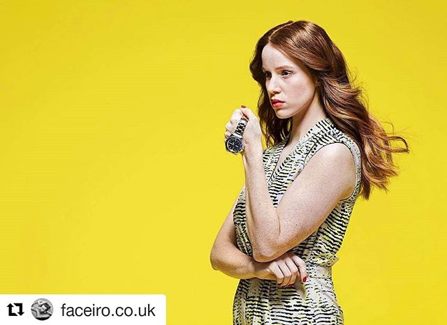 #Repost #throwback @faceiro.co.uk with @get_repost ・・・ Keep an eye out for these gorgeous images from our collaboration earlier this summer with