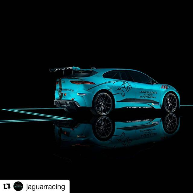 #Repost @jaguarracing (@get_repost) ・・・ Brought to light for @Jaguar - @JaguarUK - @JaguarRacing - @FIAFormulae - #ABBFormulaE new