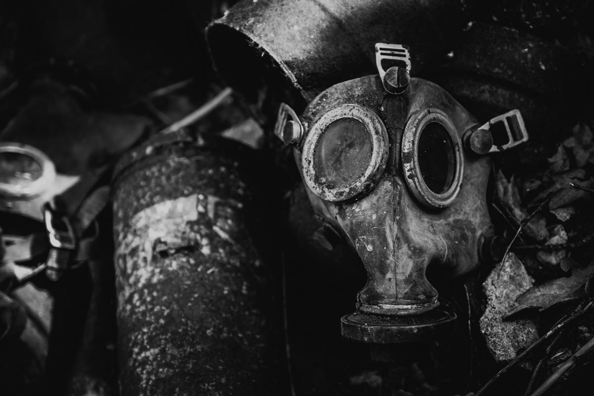 GEZONDHEID   'De mens is het enige wezen dat zichzelf langzaam vergiftigt'   De Standaard, 12 mei 2018