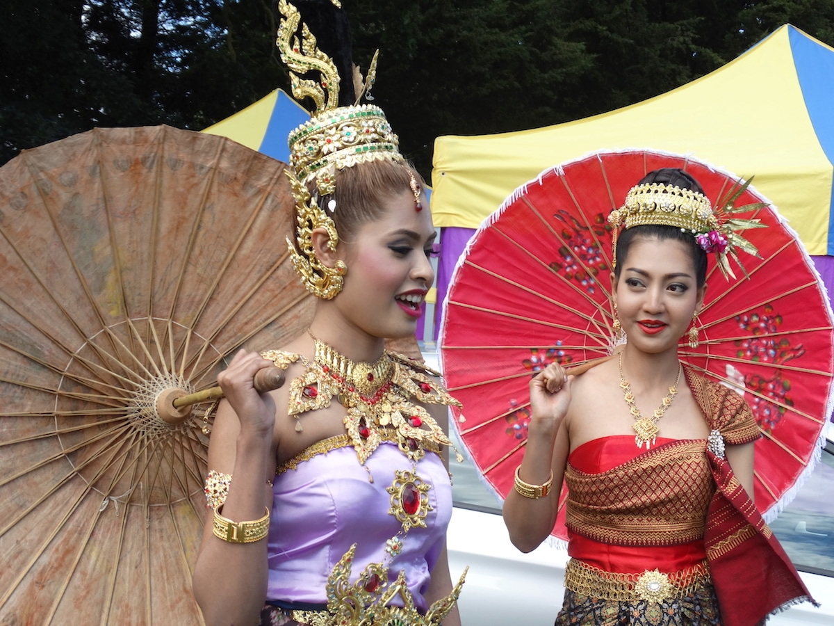 Thai Festival UK culture