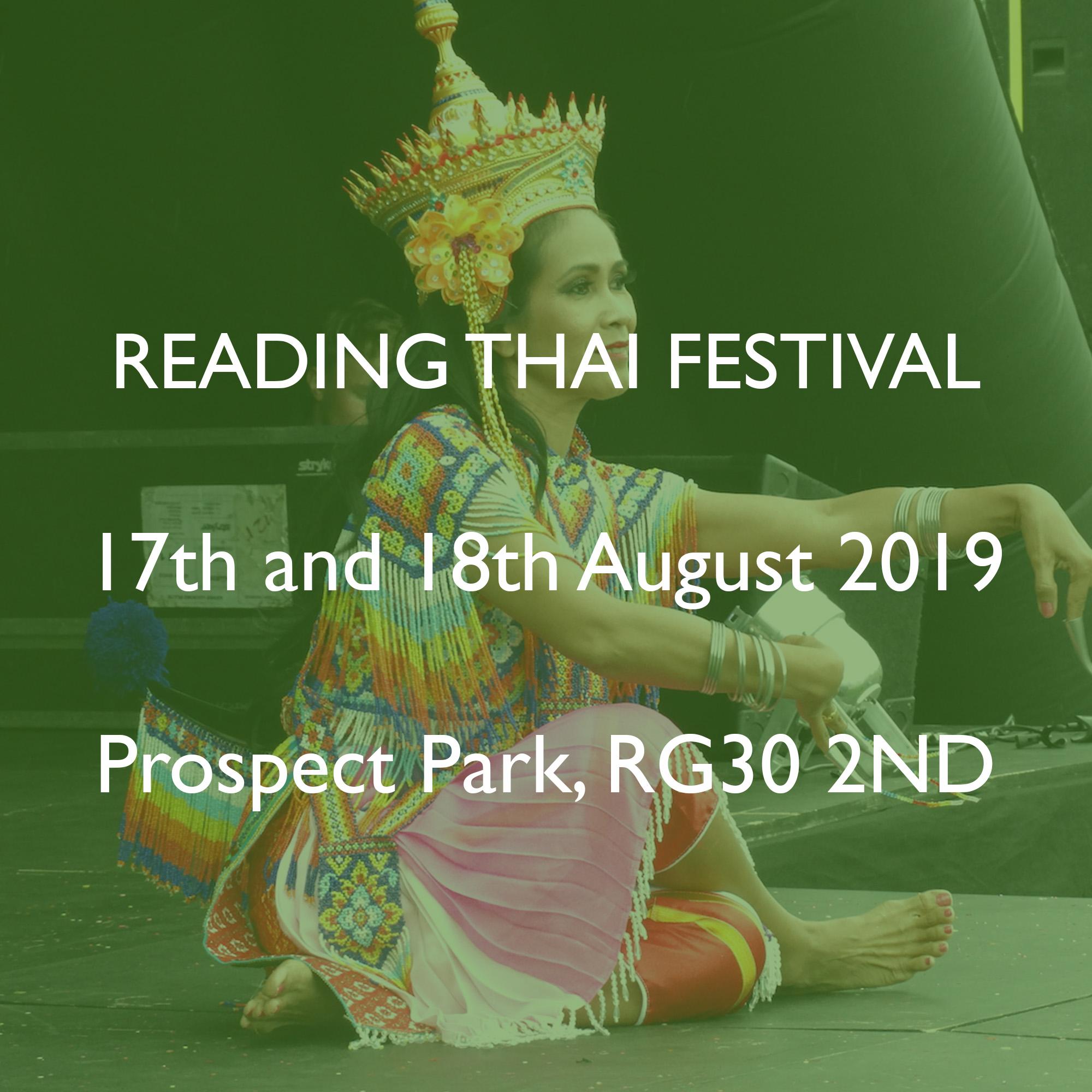 reading thai festival 2019