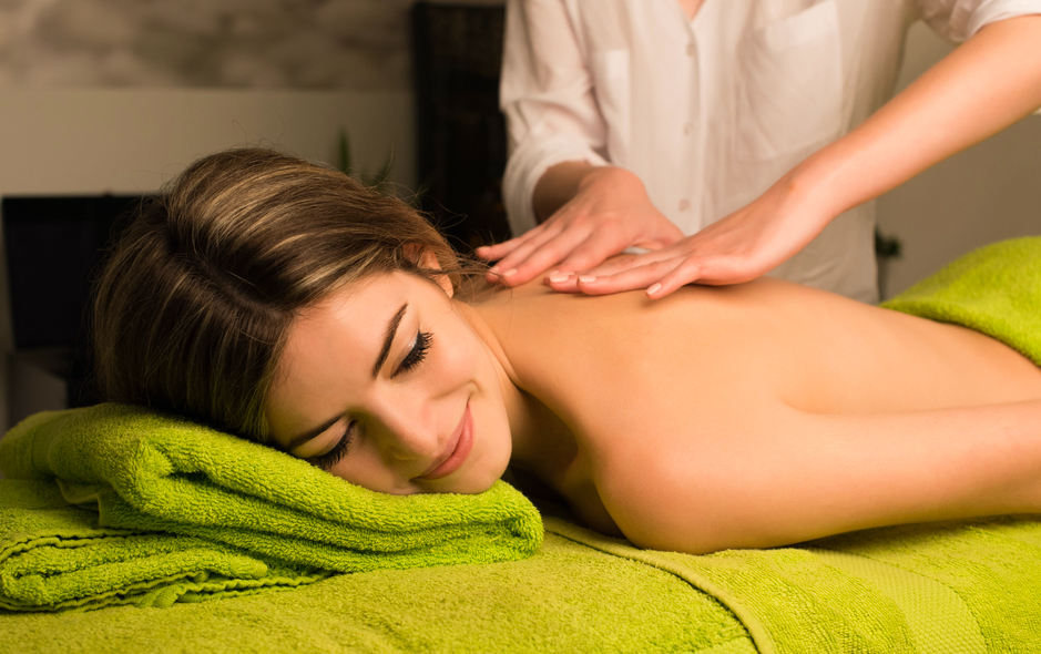 Lymphatic massages are the most popular!