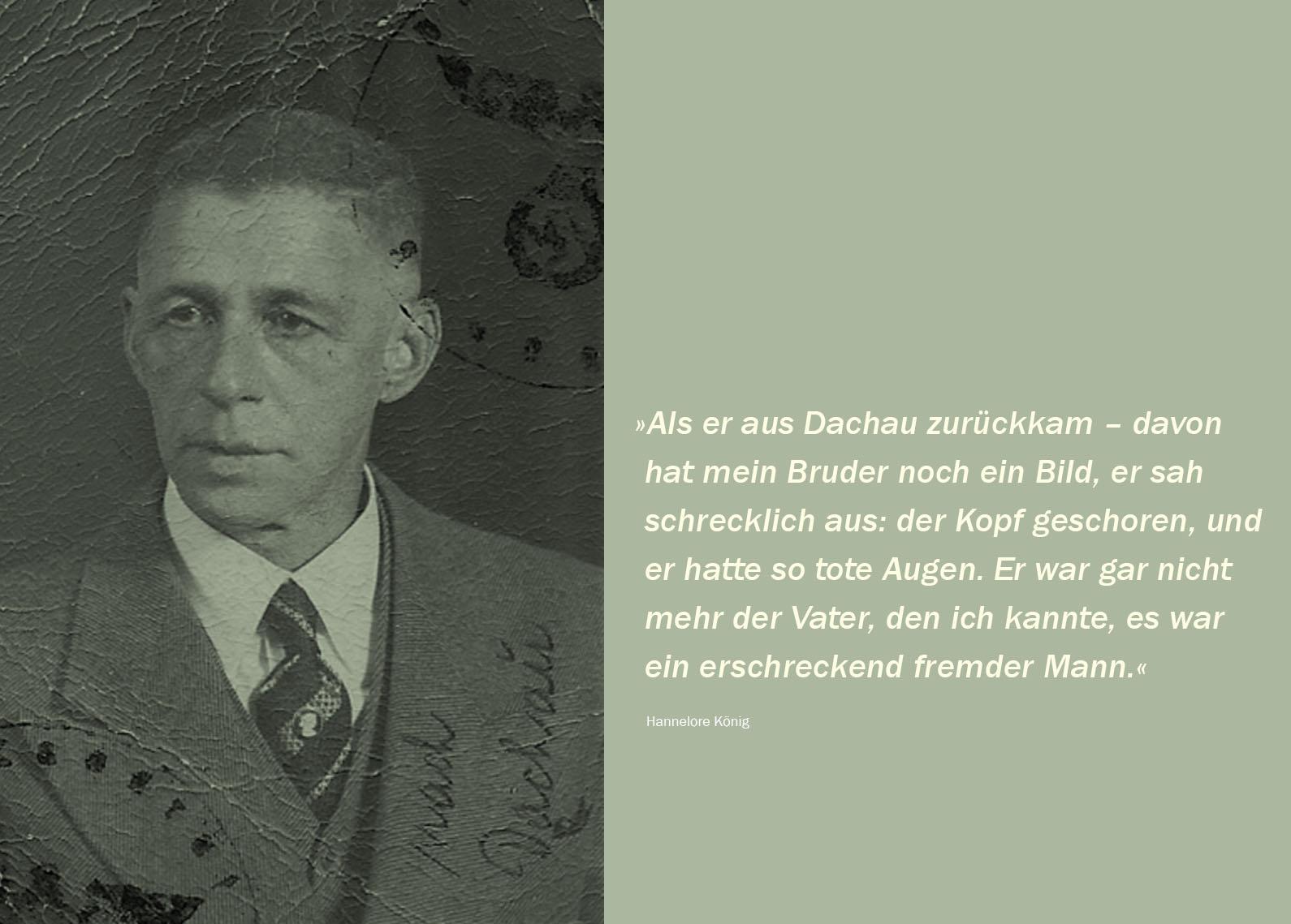 Passbild von Nathan Wolf, Anfang 1939