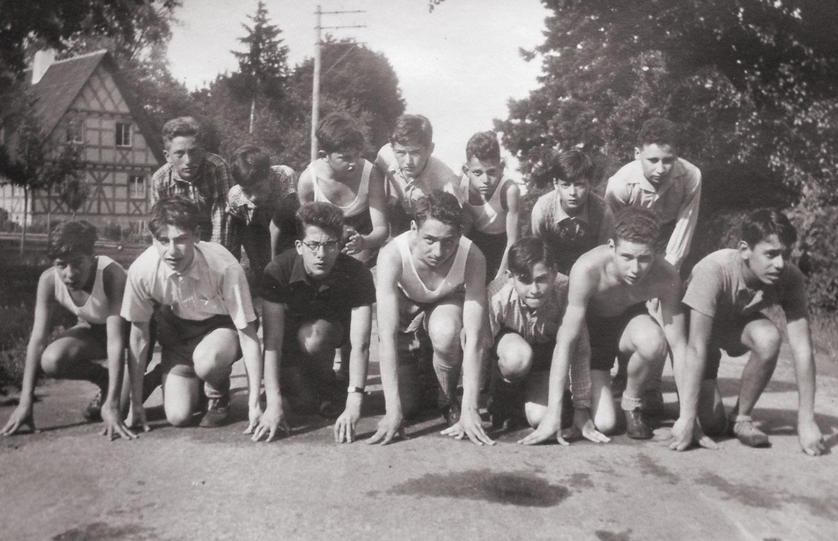 Letzte Station auf dem Weg ins Exil – jüdische Kinder als Pensionsgäste in Wangen, Sommer 1938