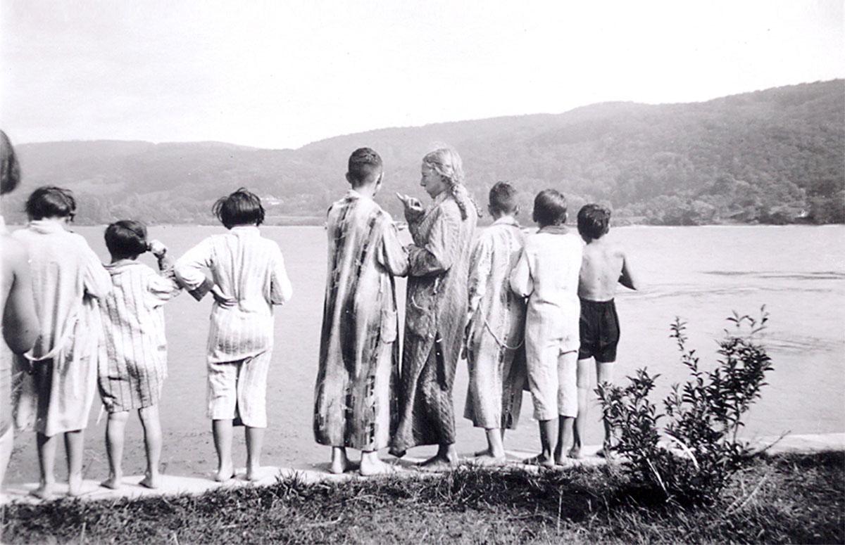 Auf dem Weg ins Exil – jüdische Ferienkinder 1937/38