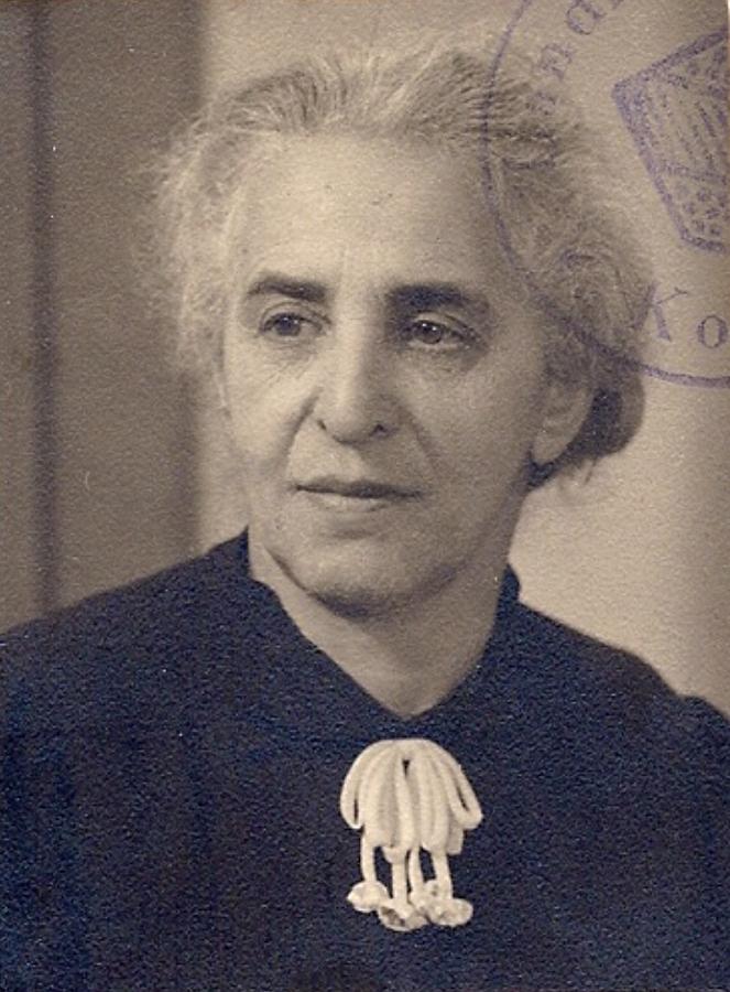Selma Wolf * 4. Februar 1881 in Wangen † 27. Juni 1971 in Wangen