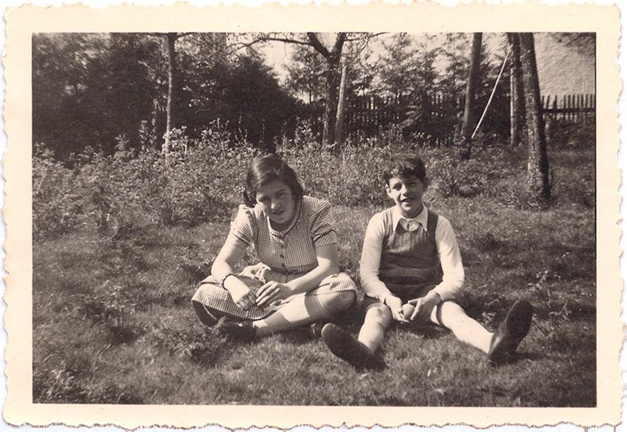 Hannelore und Gert Wolf