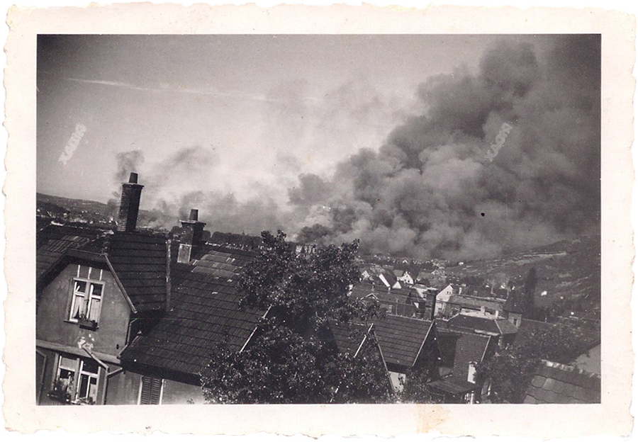 Luftangriff auf Daimler-Benz, Untertürkheim, 5. September 1944