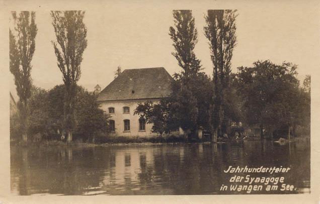 Postkarte von 1927