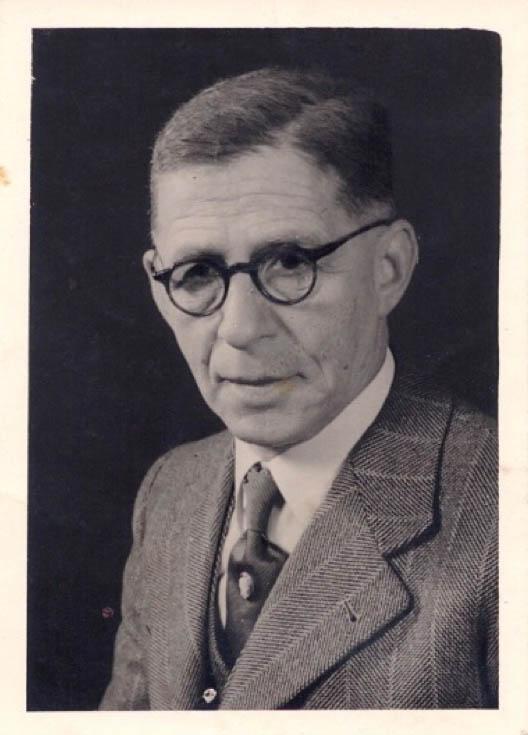 Nathan Wolf, ca. 1950