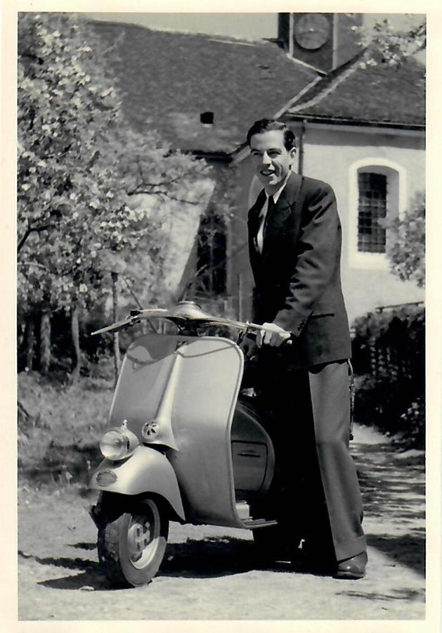 Gert Wolf, 1956