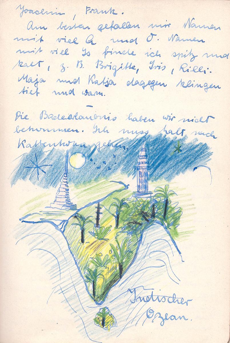 Aus dem Tagebuch der Hannelore Wolf, 1939–1942