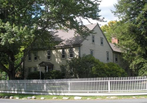 The Stephen Mather Homestead (1778) – Darien CT