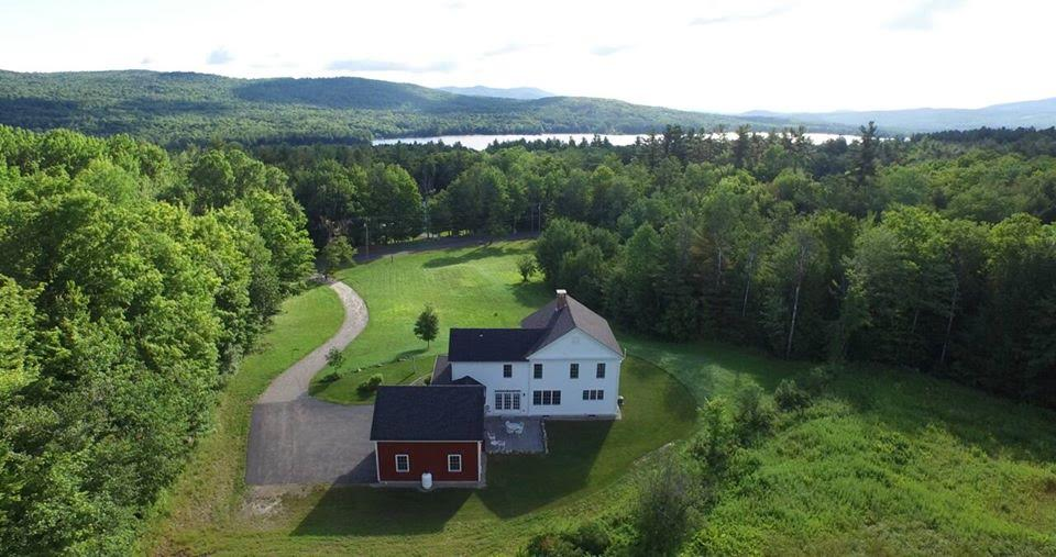 The Luella Gregory II house, New London NH