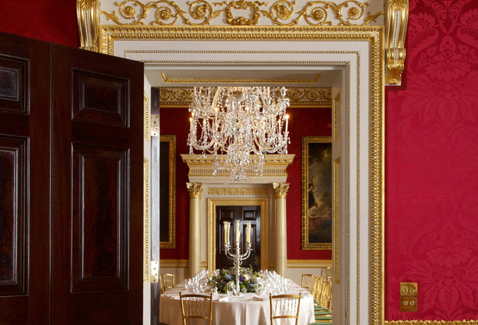 The Dining Room at Spencer House