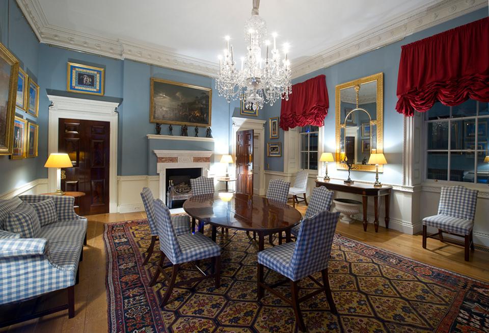 The Music Room (photo via Spencer House website)