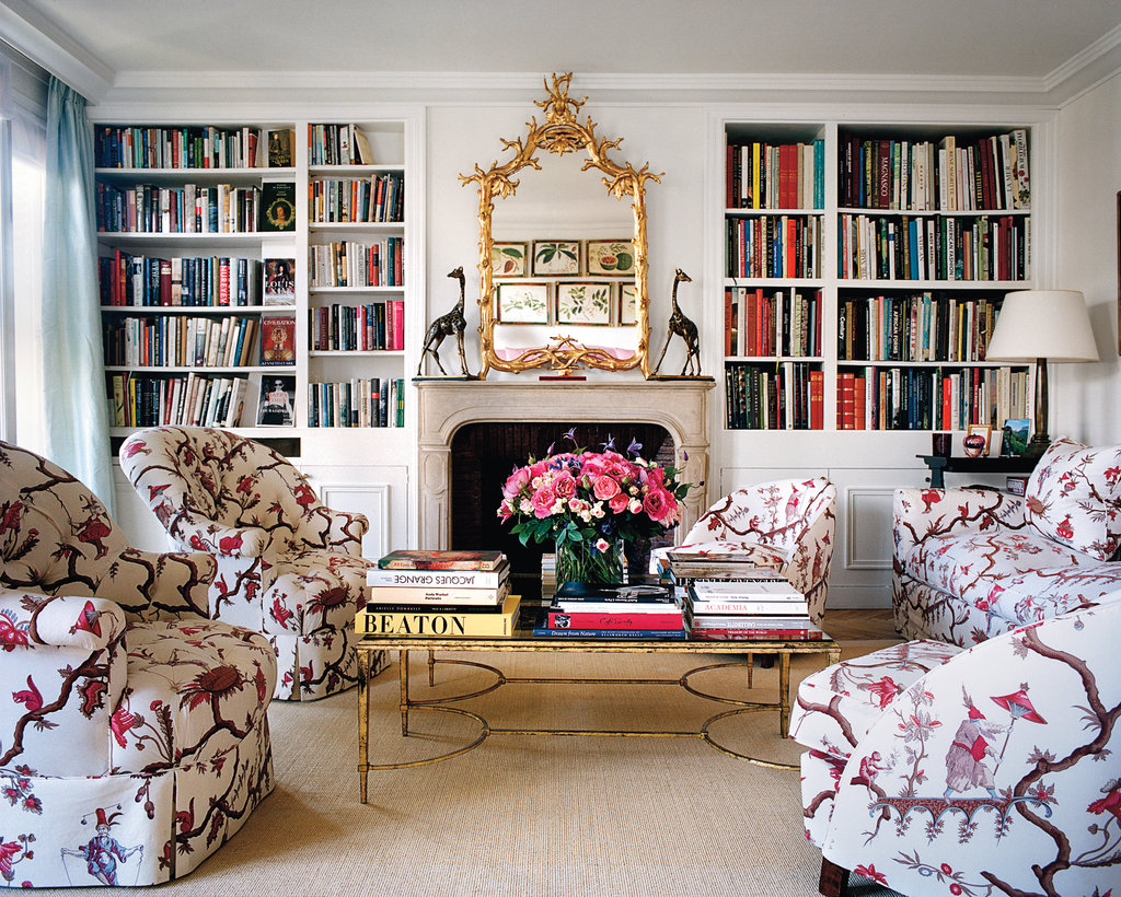 HOW TO DECORATE LIKE STYLE ICON LEE RADZIWILL