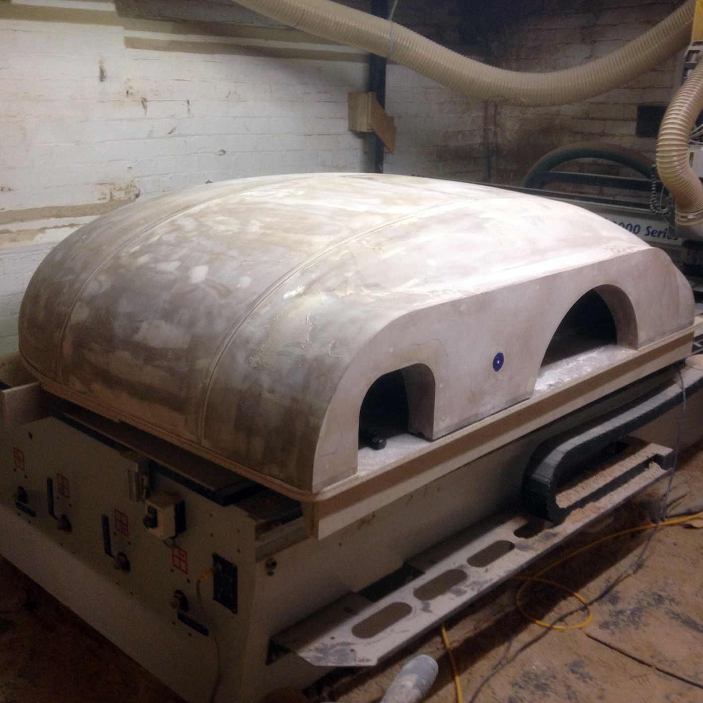 pizza-oven-mould