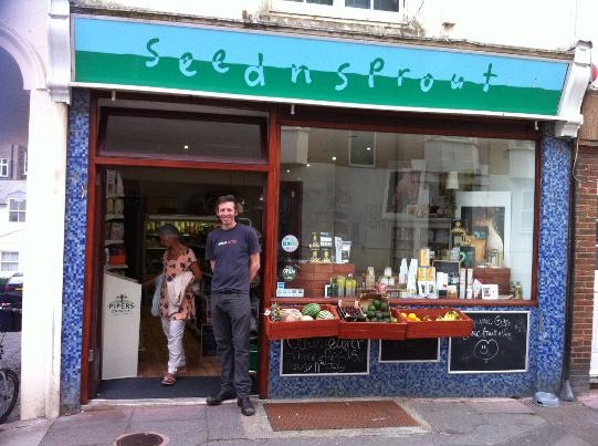 Seed 'n' Sprout Brighton