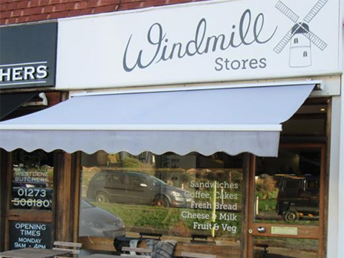 Windmill Stores Withdean