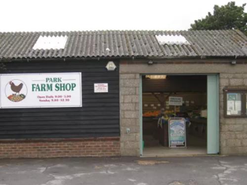 Park Farm Shop Falmer