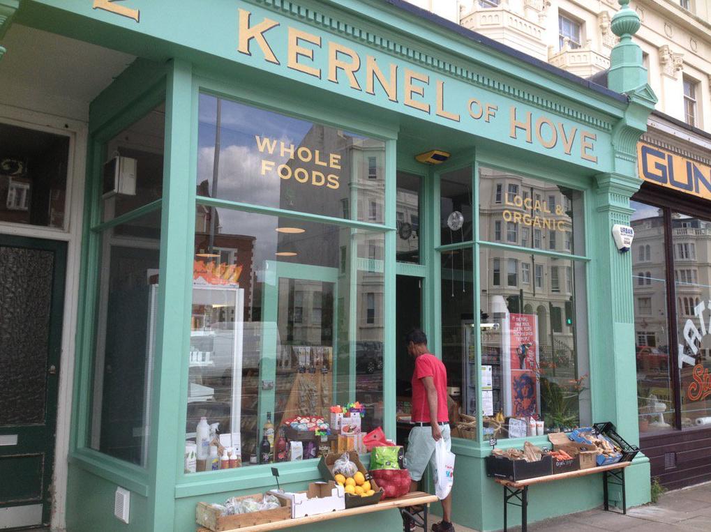 Kernel heath food hove