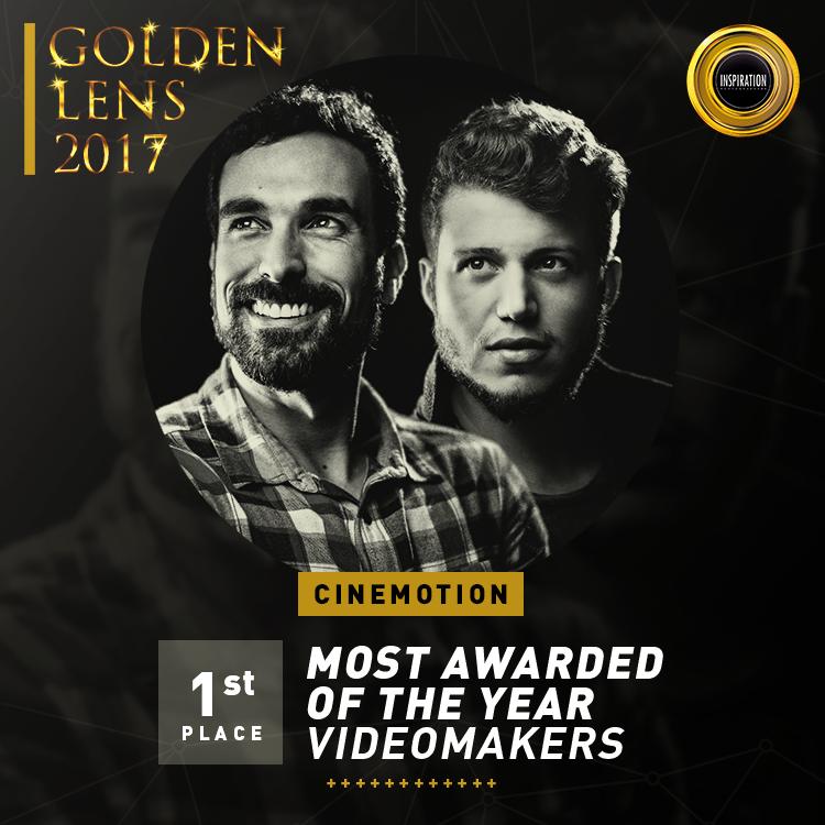 Os mais premiados de 2017
