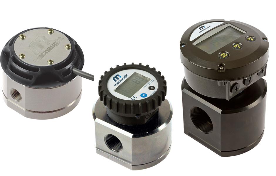 Low Flo Positive Displacement Meters