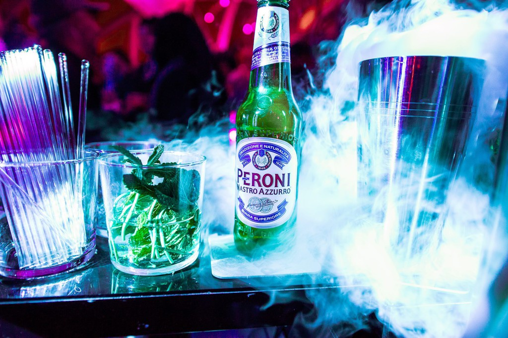 Peroni- The future is now -