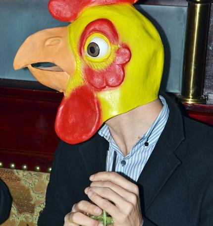 Marc Jacobs Halloween -