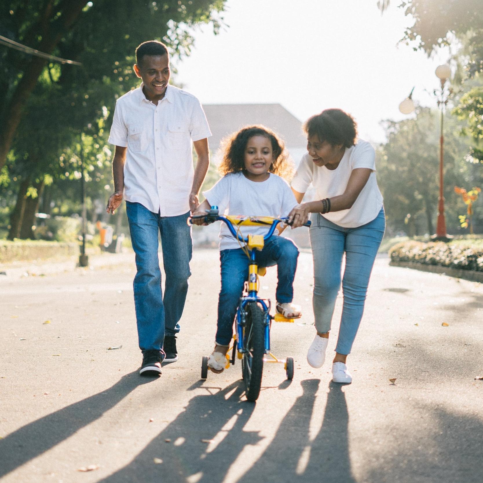 Become aFoster Parent -