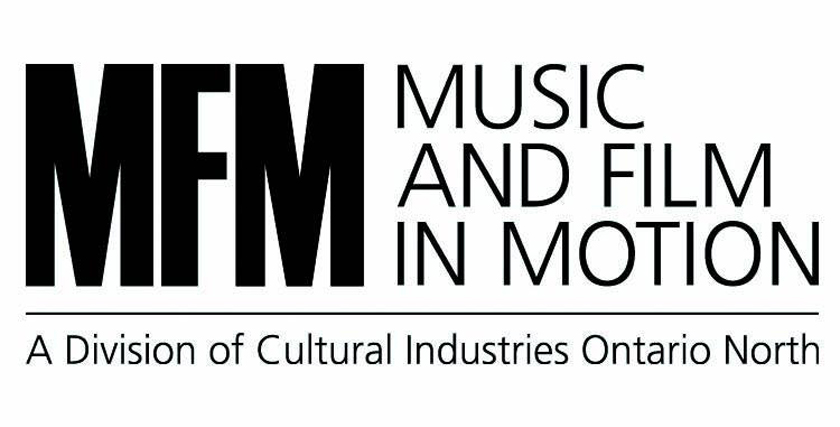 Music and Film in Motion (MFM)  is Northern Ontario's official music industry association and regional film production office. MFM works with musicians, songwriters, filmmakers, and music and film support companies to develop and promote the region's media production industries.