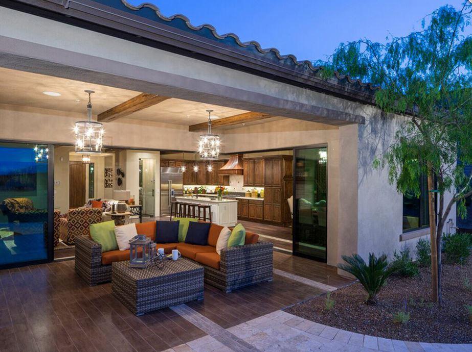 Toll-Bros-Los-Saguaros-at-Dove-Mtn_Montilla_Outdoor-patio-open-to-kitche....jpg