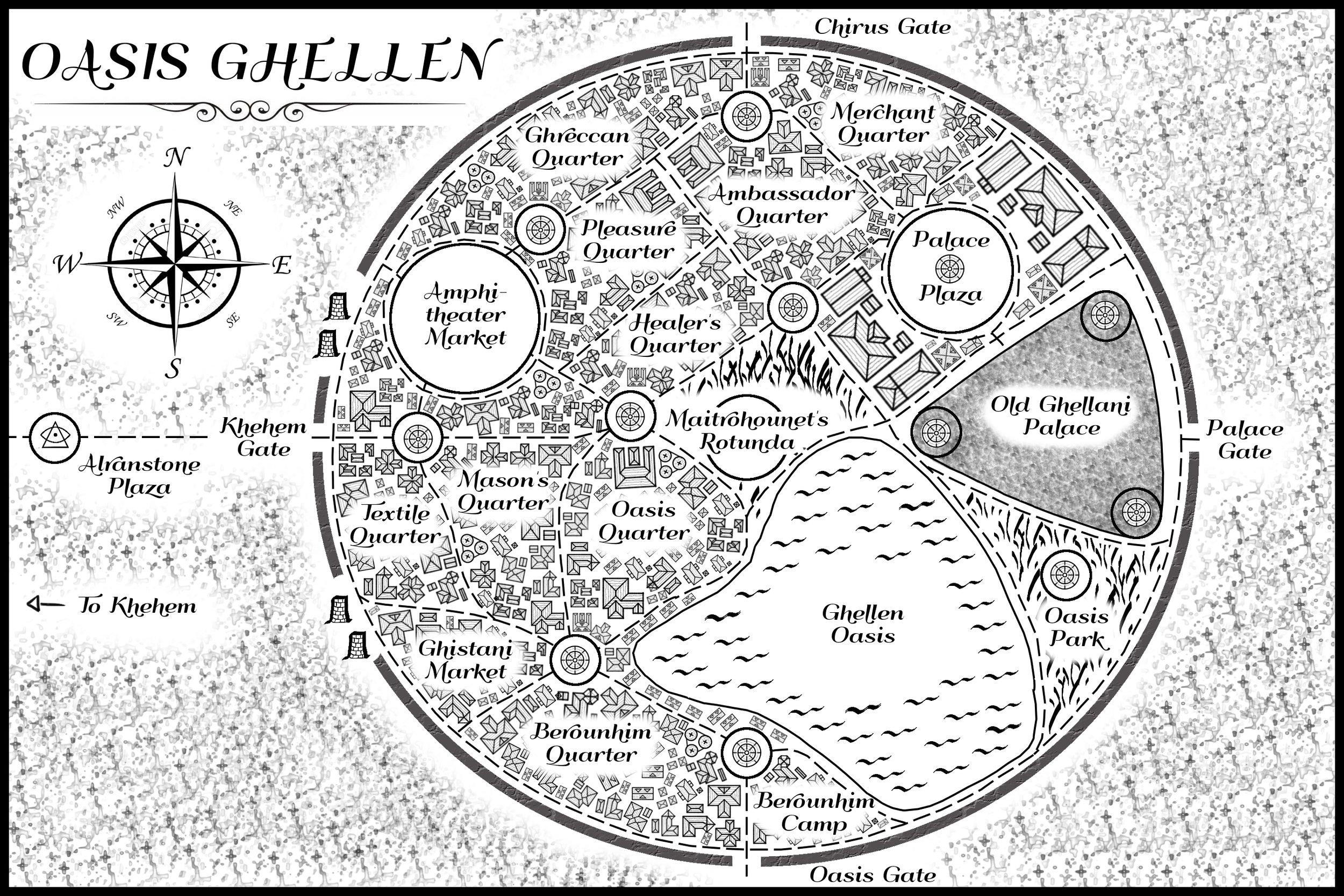 Oasis Ghellen