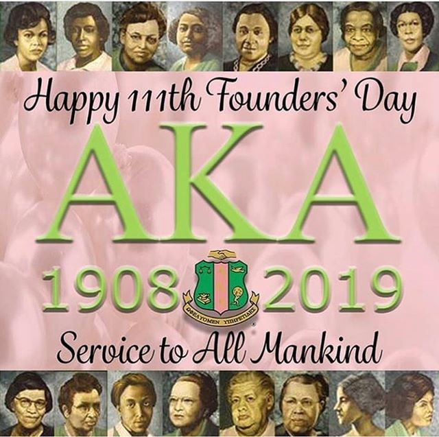 Happy Founders' Day to the women of Alpha Kappa Alpha Sorority Inc. Special shoutout to Clemson's very own, Lambda Theta Chapter. @clemsonakas