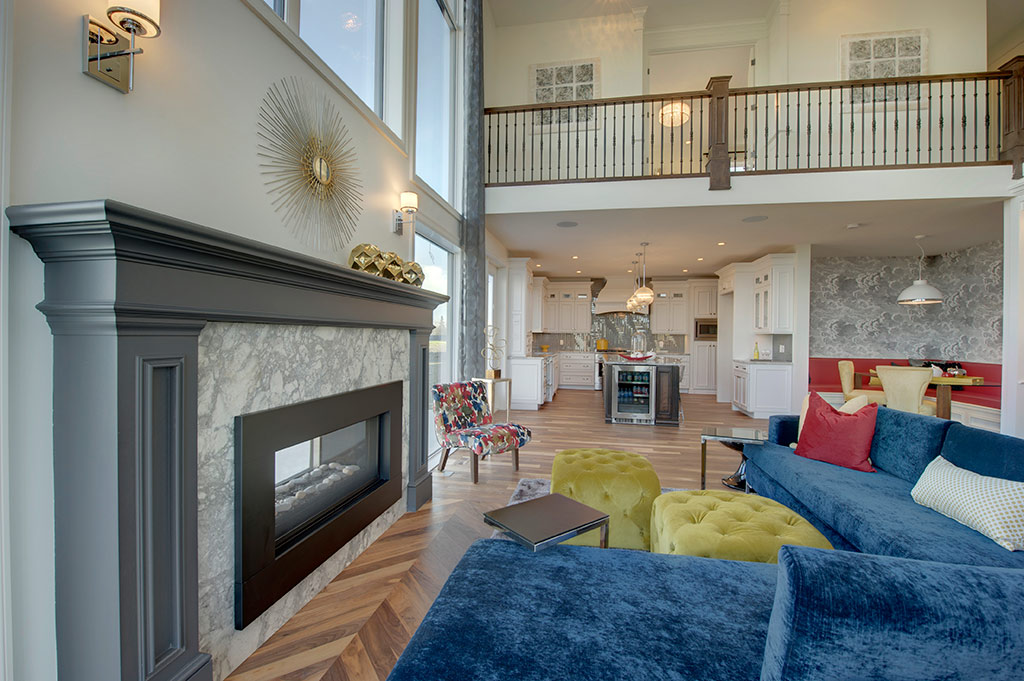 Wingspread Showhome -