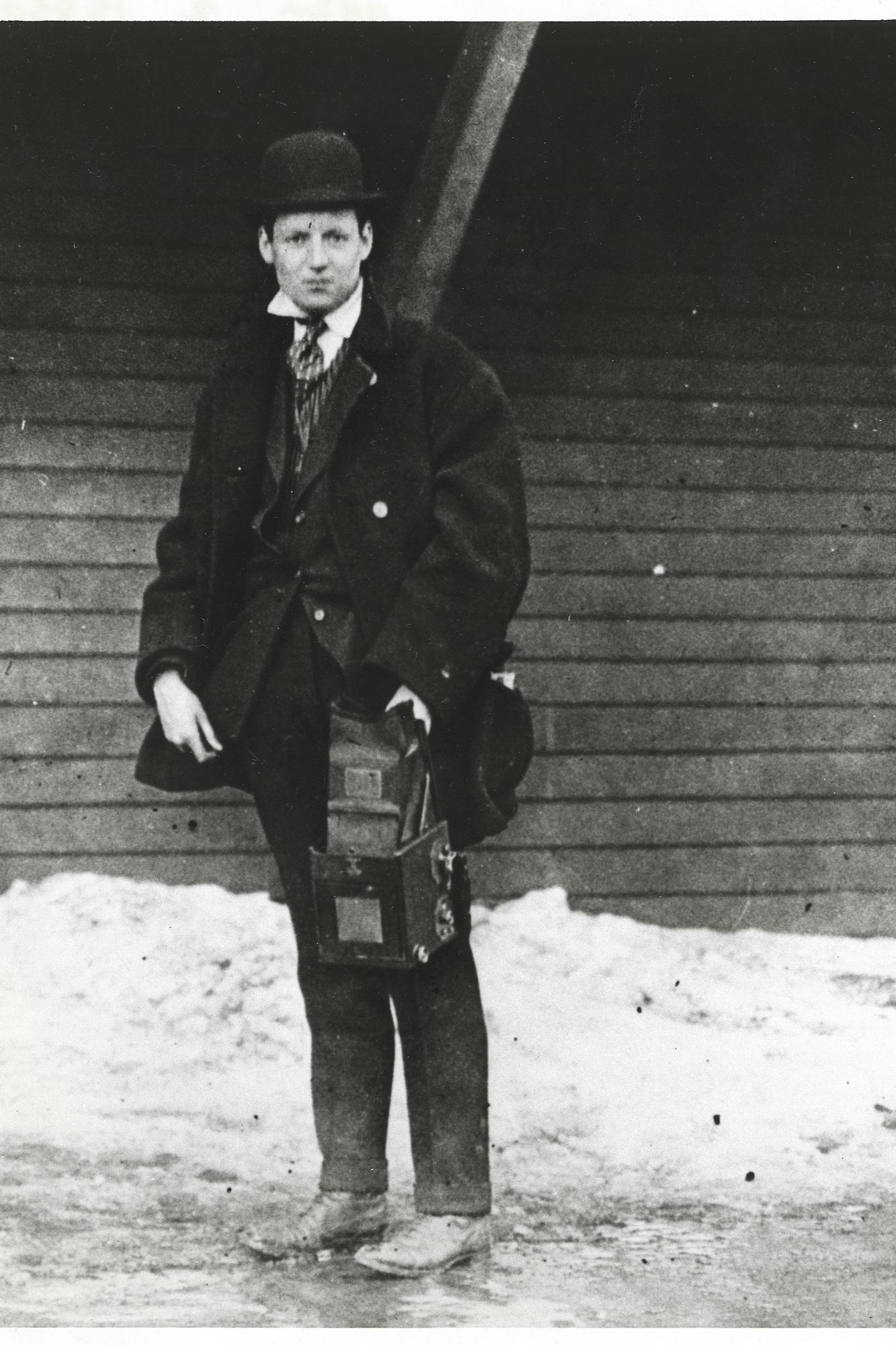 Sherman Fairchild