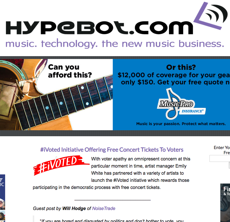 https://www.hypebot.com/hypebot/2018/11/ivoted-initiative-offering-free-concert-tickets-to-voters.html