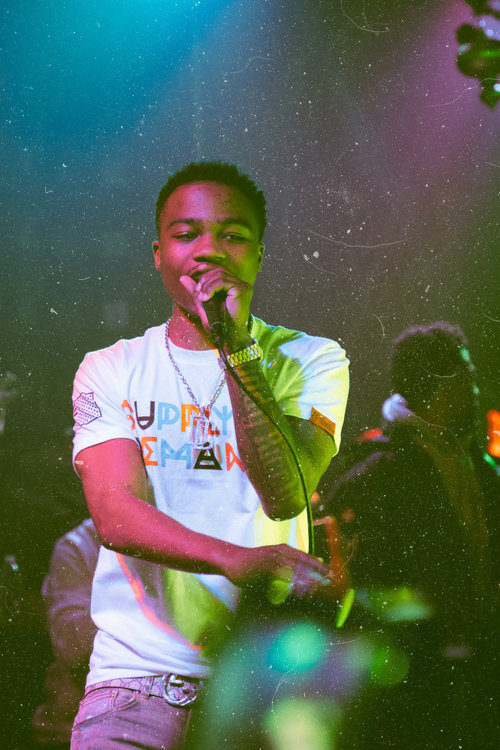 RODDY RICCH at S.O.B's in New York - DEC 17 18