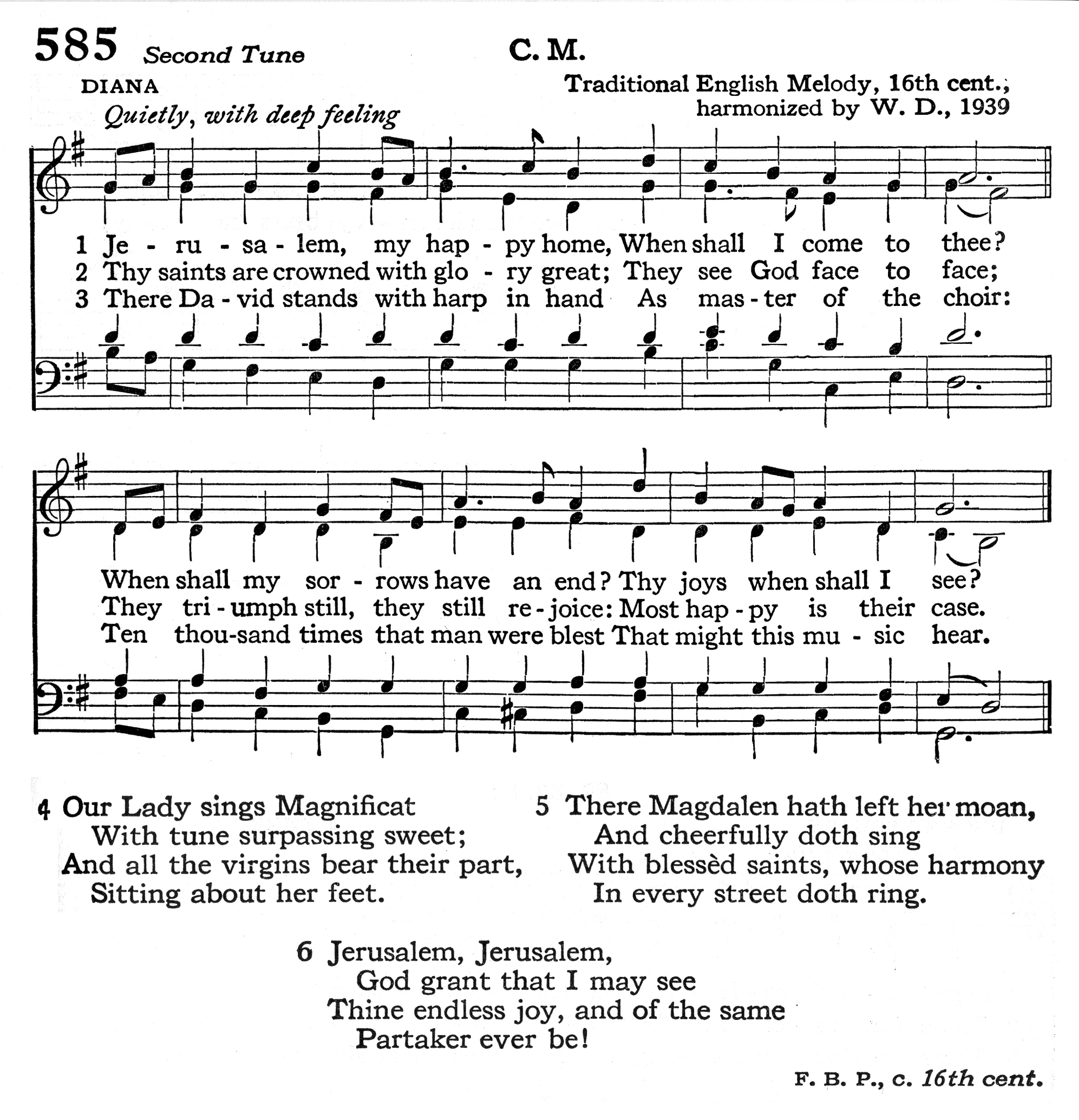 Fig. 6.   The Hymnal 1940  (NY, 1943).