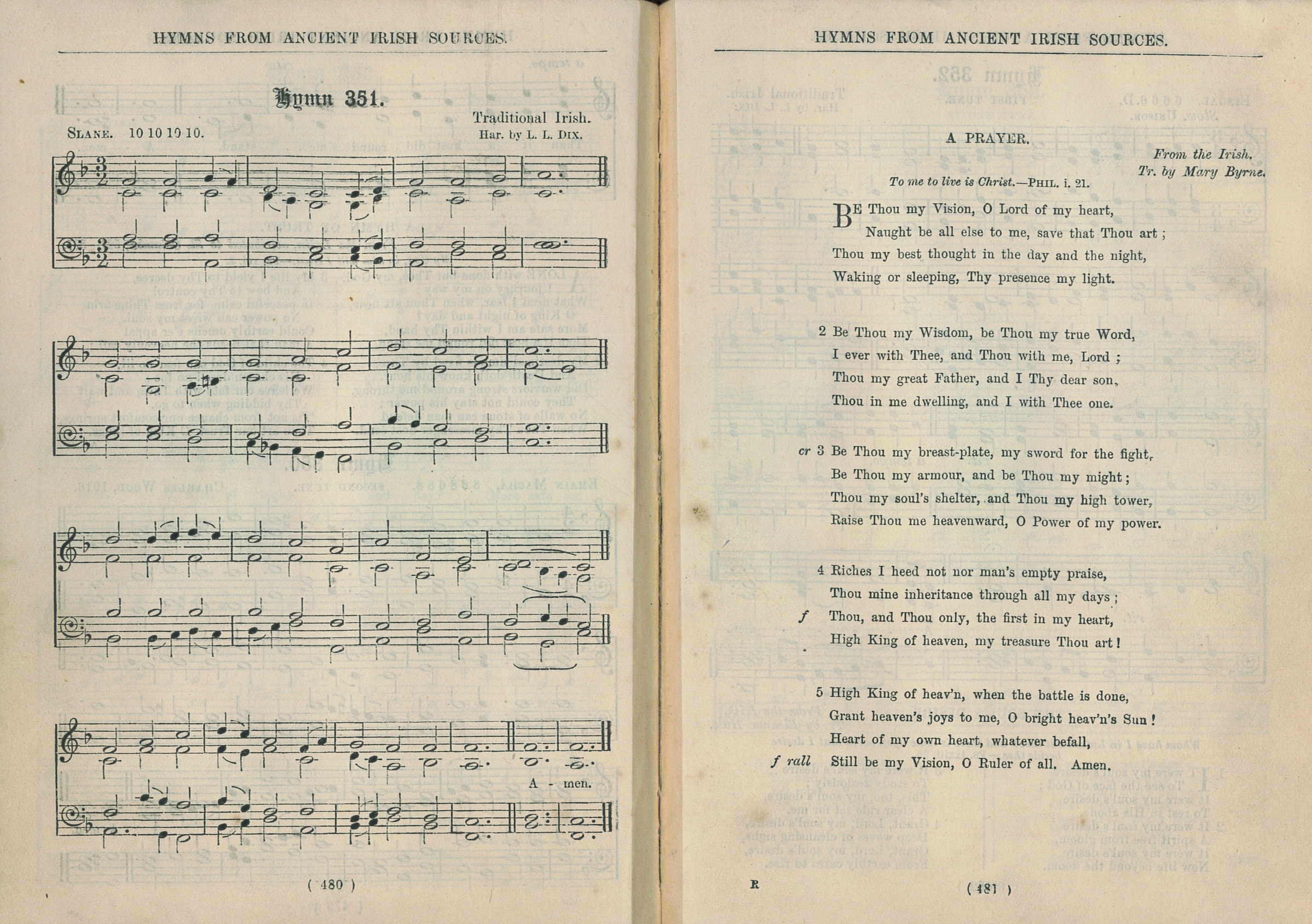 Fig. 5.   Church Hymnal with Accompanying Tunes , General Synod of the Church of Ireland (Dublin: Association for Promoting Christian Knowledge, 1919).