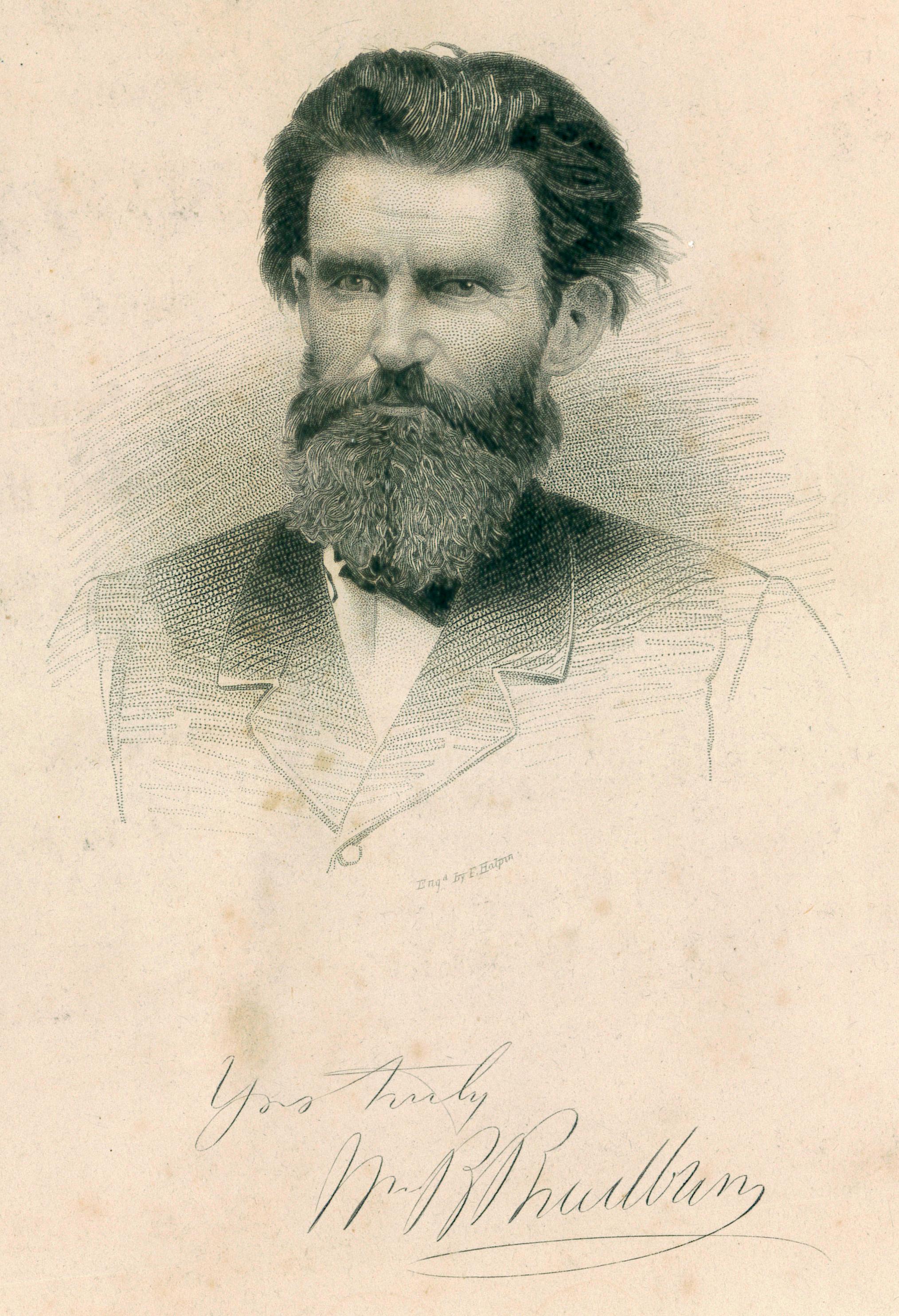 William Bradbury , from  The Victory  (NY: Biglow & Main, 1869).