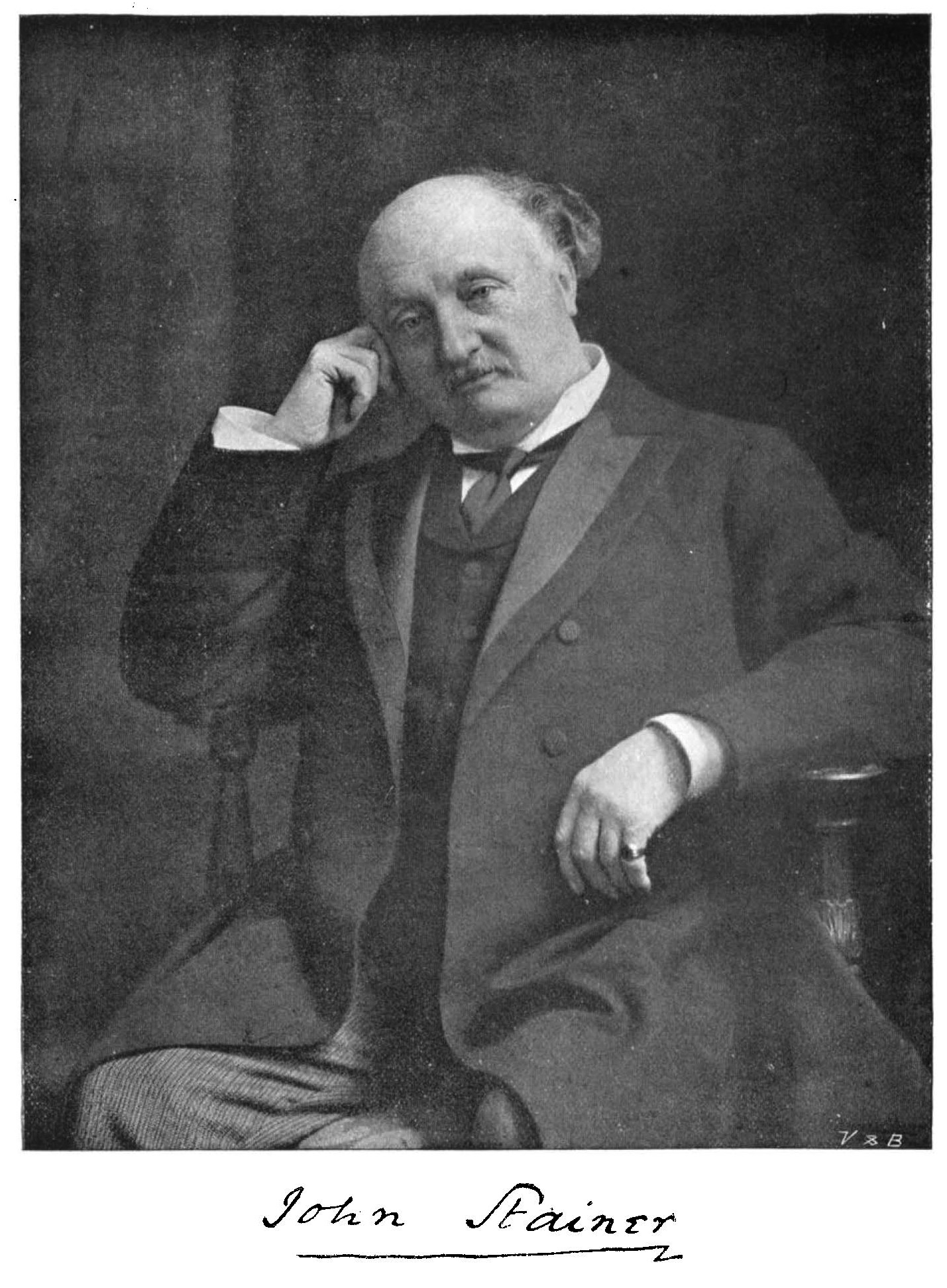 John Stainer , in  The Musical Times  (1 May 1901), p. 298.