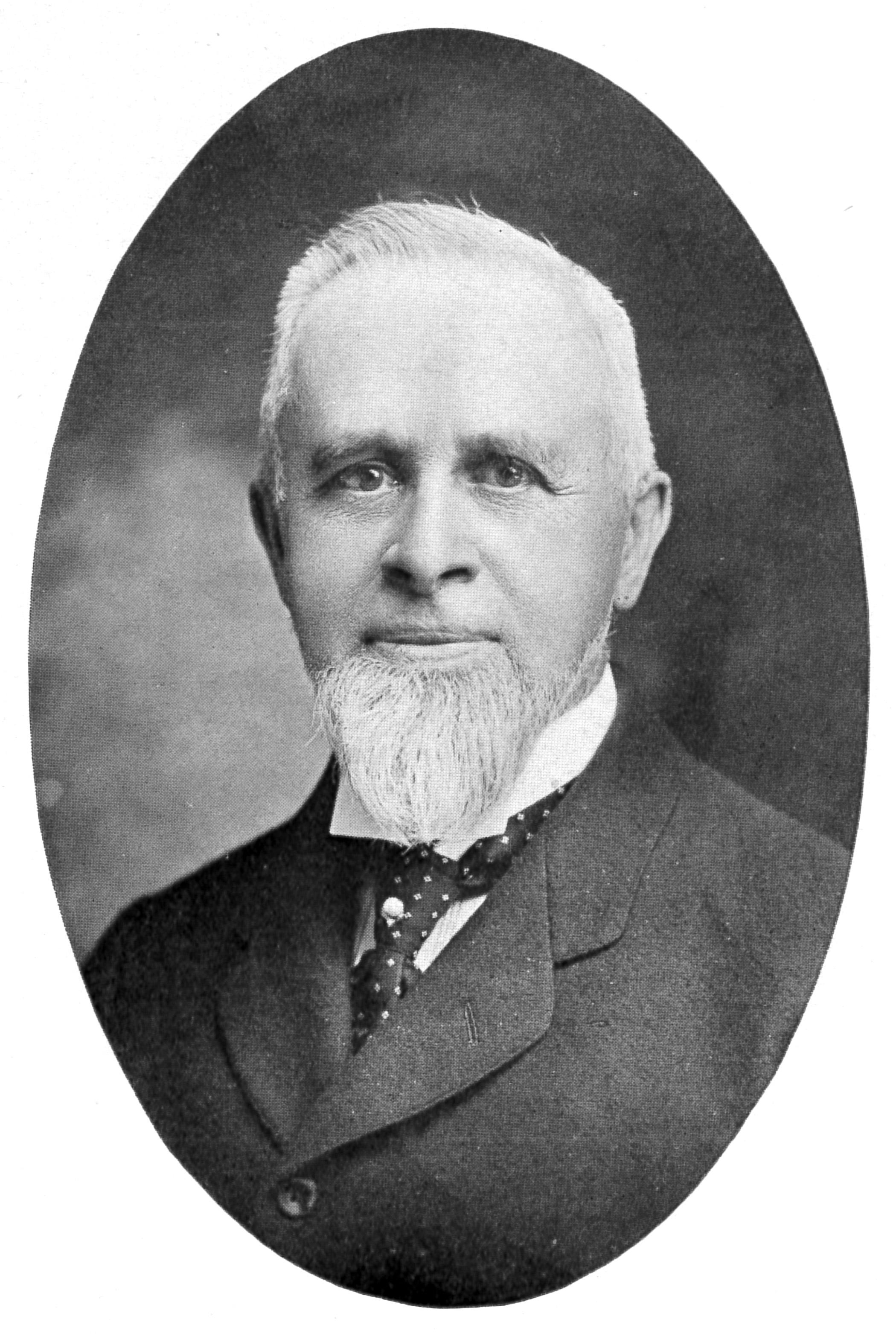 William Howard Doane , from Ira Sankey,  My Life and the Story of the Gospel Hymns  (Philadelphia: Sunday School Times, 1906).