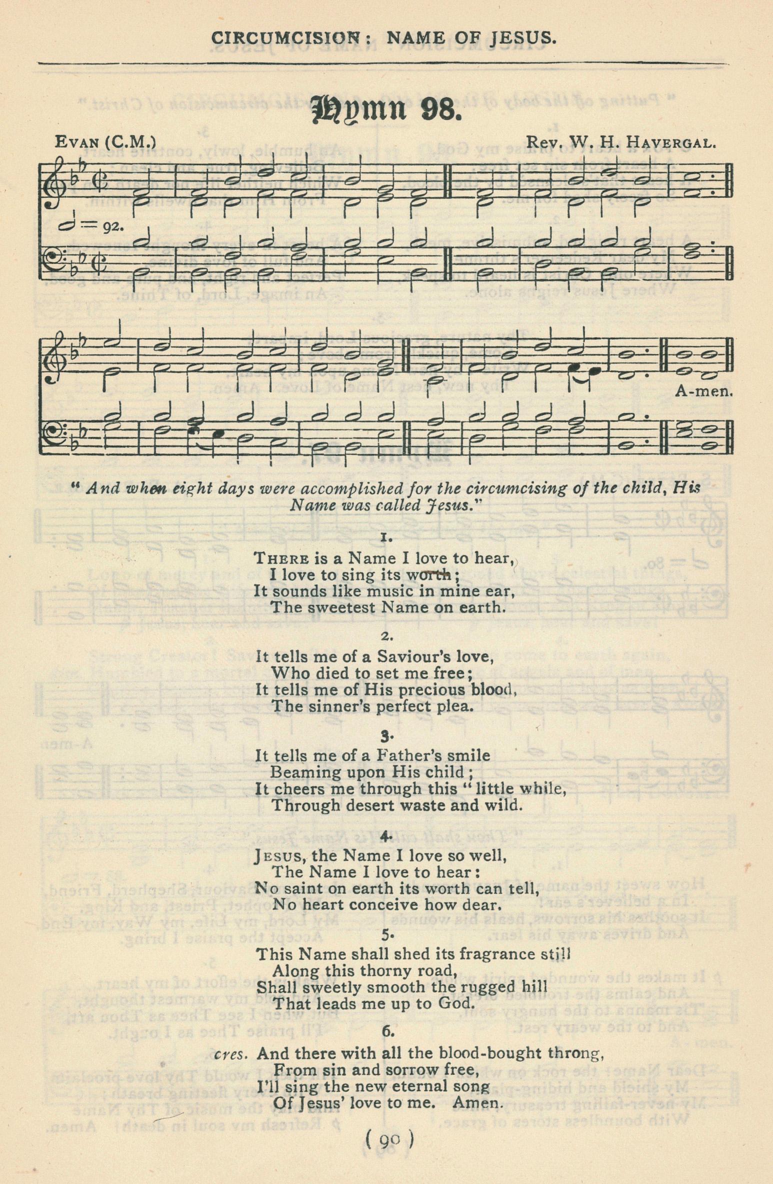 Fig. 6.   Church Hymnal  (Dublin: APCK, 1873).